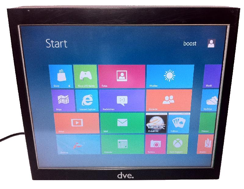 17-Zoll-Touchscreen-incl-Core2-Duo-komplett-PC-all-in-one-Glasoberflaeche